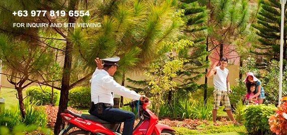 Camella Silang-Tagaytay Security