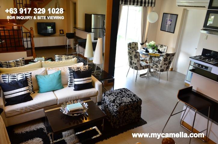 Carmela house model camella