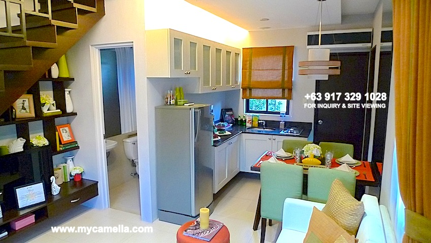 Camella Silang Tagaytay Mara House And Lot For Sale In