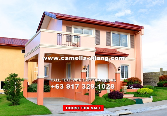 Carina House and Lot for Sale in Tagaytay City Philippines