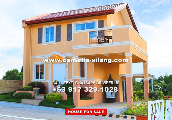 Carmina Downhill House and Lot for Sale in Tagaytay City Philippines