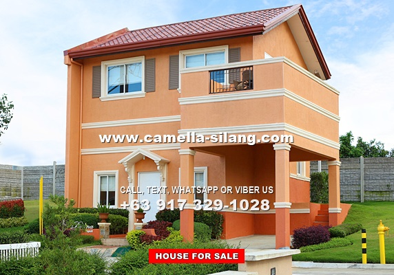Camella Silang House and Lot for Sale in Tagaytay City Philippines