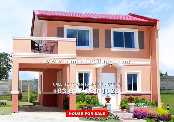 Drina House and Lot for Sale in Tagaytay City Philippines